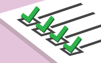 The Website Checklist: Everything You'll Need