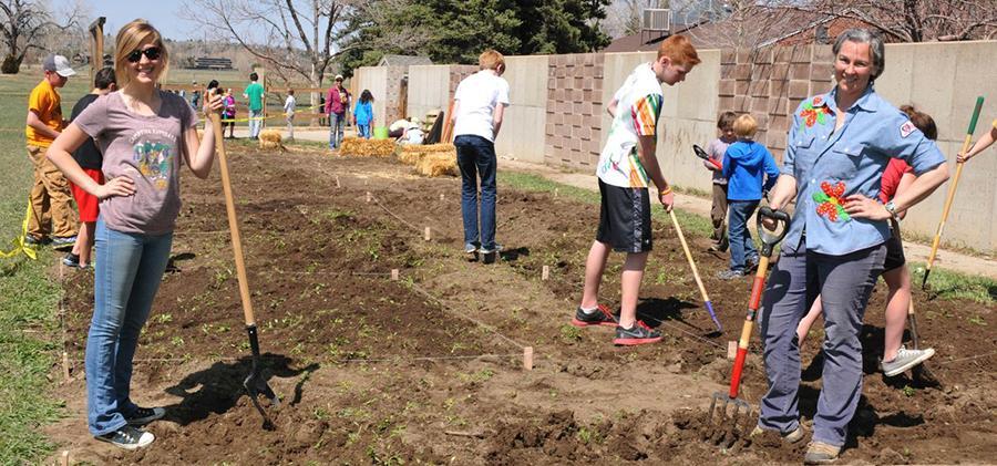Photo Credit: Program in Environmental Design - University of Colorado