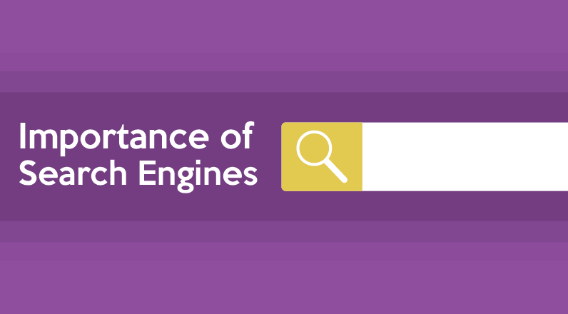 Just Google It: The Importance of Search Engines