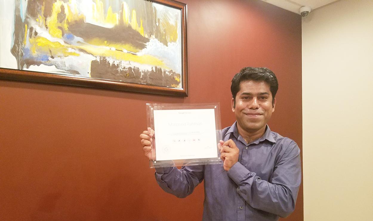 Maqsood Rahman - SEO Specialist