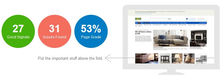 What is my SEO score?